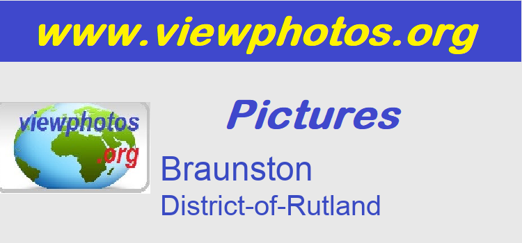 Braunston Pictures