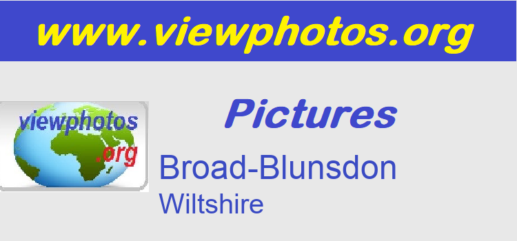 Broad-Blunsdon Pictures