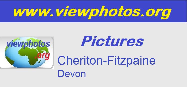 Cheriton-Fitzpaine Pictures