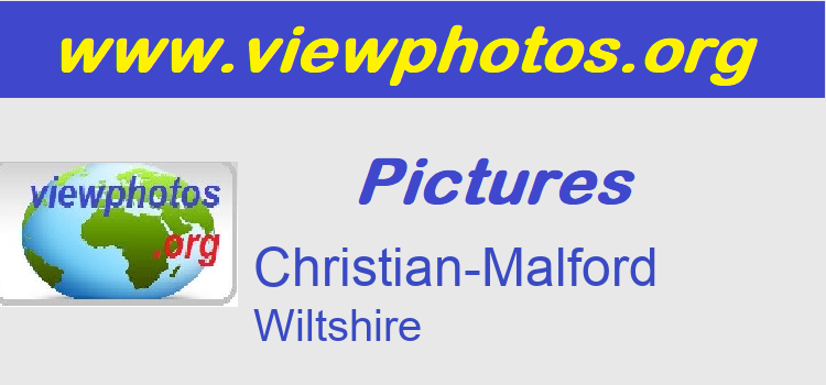 Christian-Malford Pictures