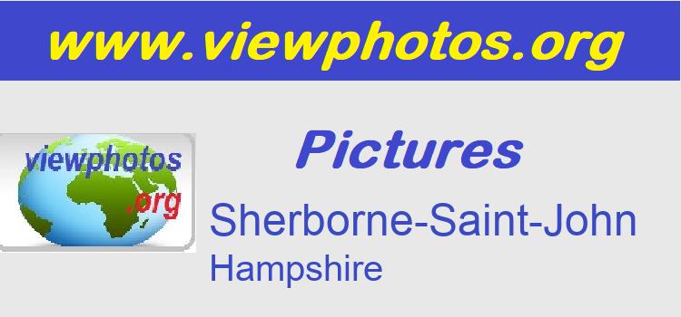 Sherborne-Saint-John Pictures