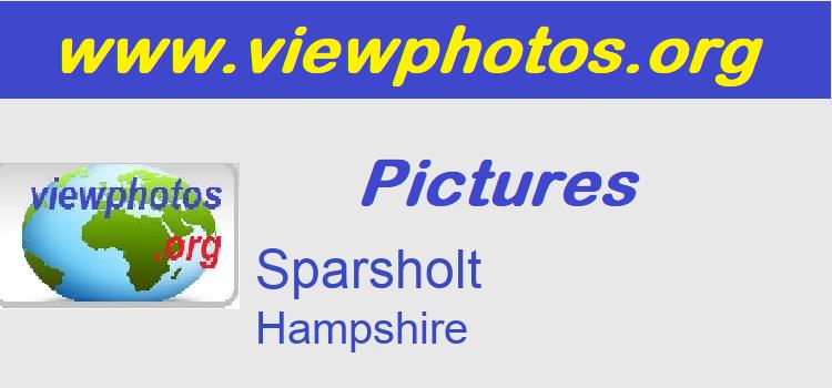 Sparsholt Pictures