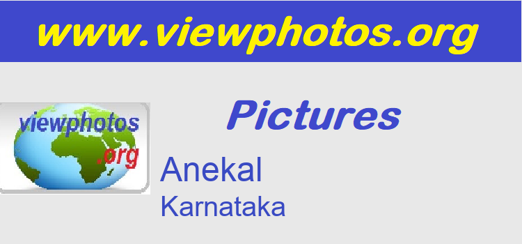 Anekal Pictures