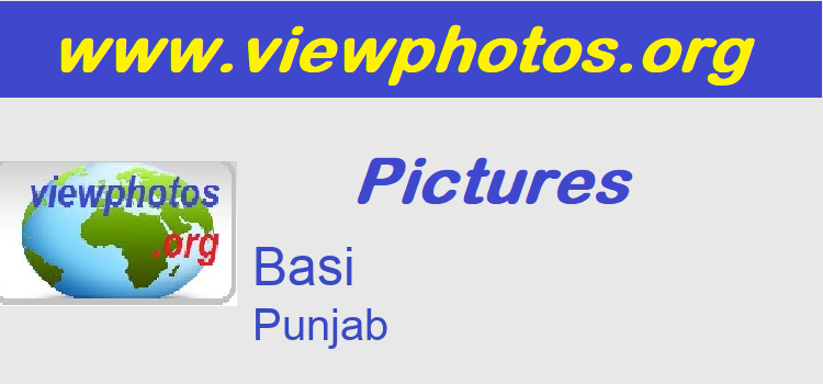 Basi Pictures