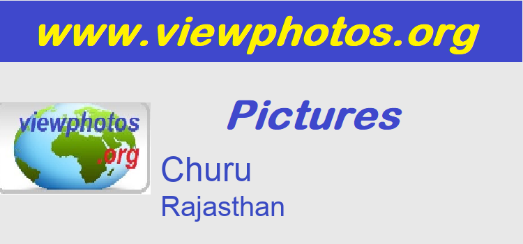 Churu Pictures