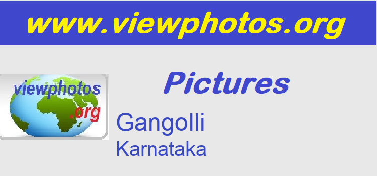 Gangolli Pictures