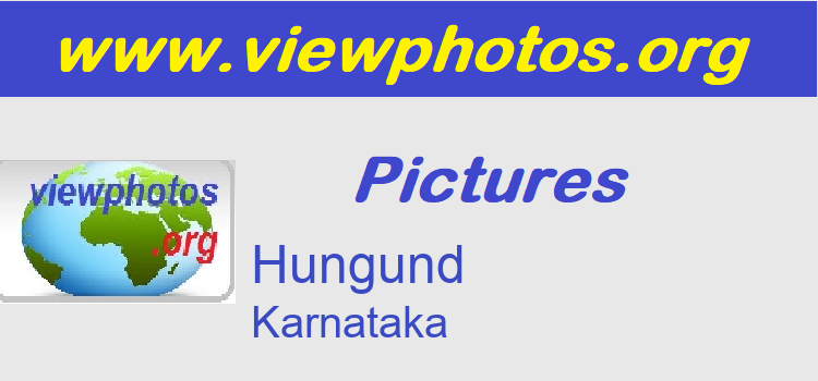 Hungund Pictures
