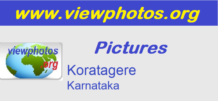 Koratagere Pictures