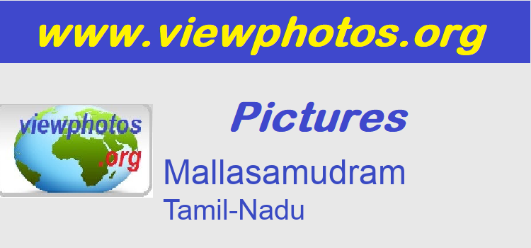Mallasamudram Pictures