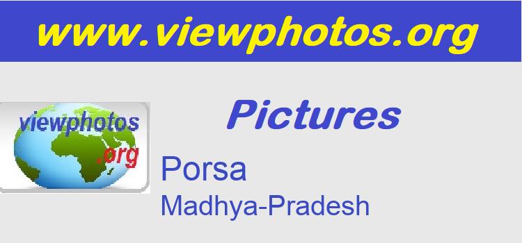 Porsa Pictures