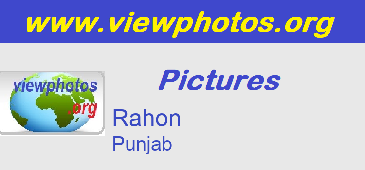 Rahon Pictures