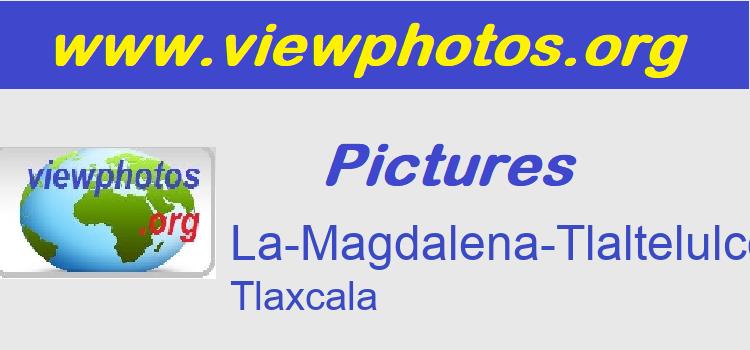 La-Magdalena-Tlaltelulco Pictures