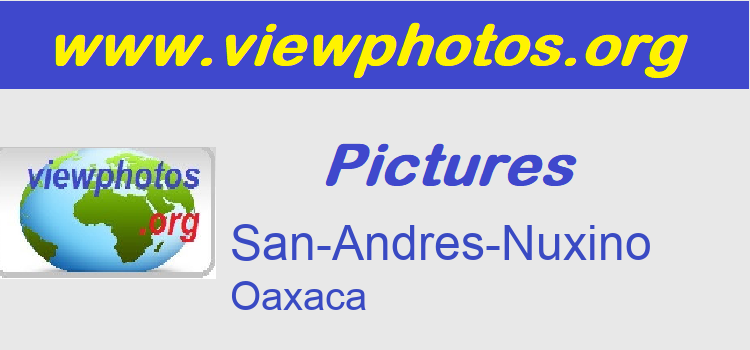 San-Andres-Nuxino Pictures