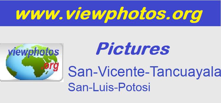 San-Vicente-Tancuayalab Pictures