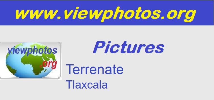 Terrenate Pictures