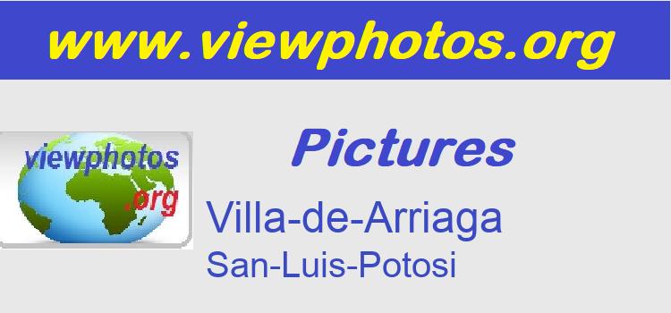 Villa-de-Arriaga Pictures