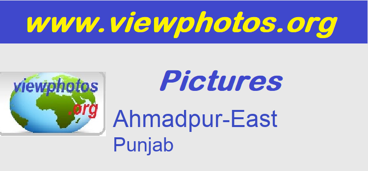Ahmadpur-East Pictures