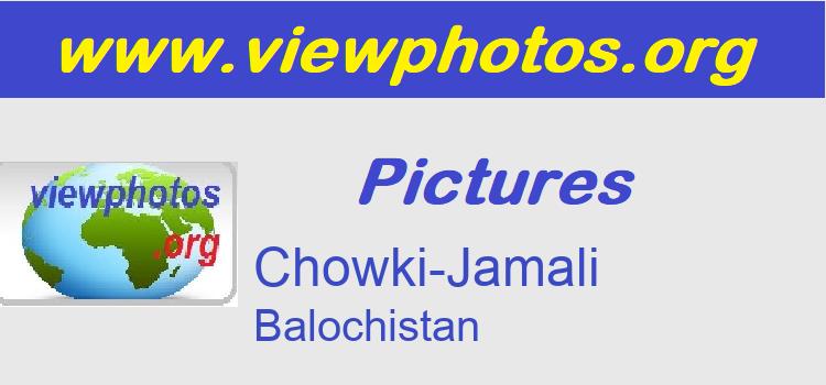 Chowki-Jamali Pictures