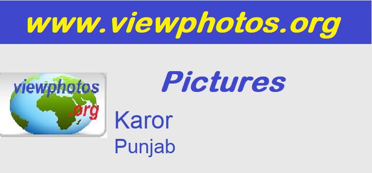 Karor Pictures