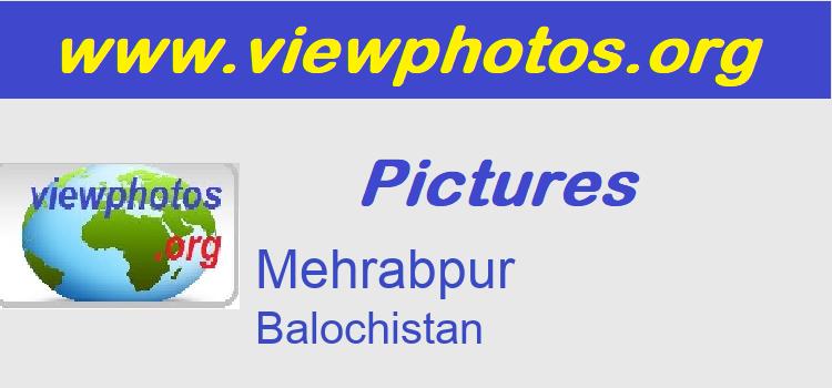 Mehrabpur Pictures