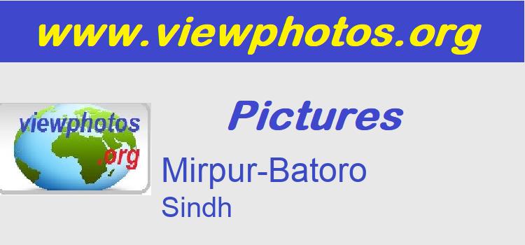 Mirpur-Batoro Pictures