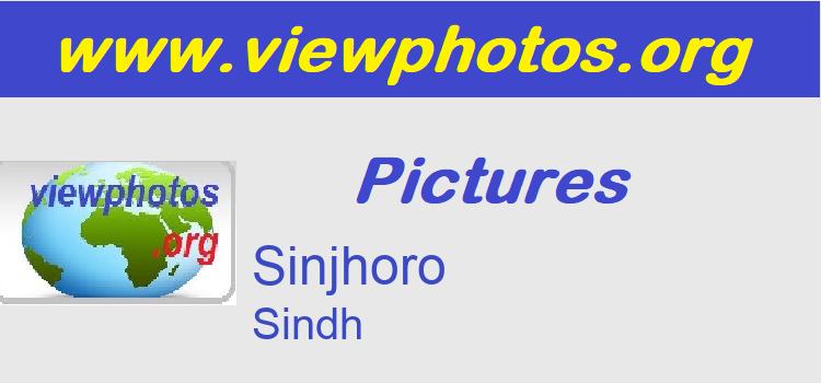 Sinjhoro Pictures