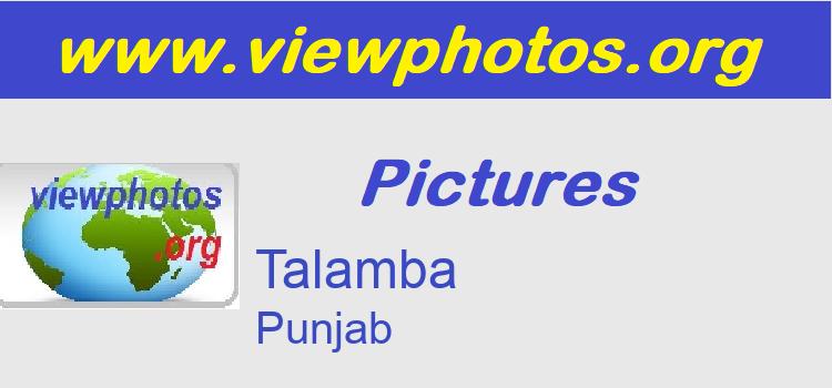 Talamba Pictures