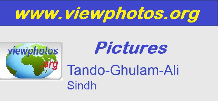 Tando-Ghulam-Ali Pictures