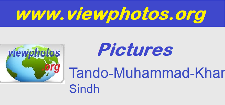 Tando-Muhammad-Khan Pictures