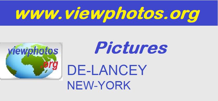 DE-LANCEY Pictures