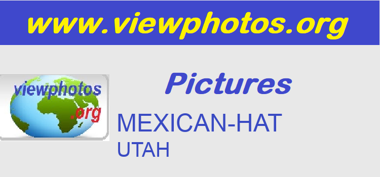 MEXICAN-HAT Pictures